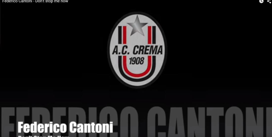 L'intervista a Federico Cantoni – Baloo Calcio
