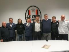 Mister Francesco Montanini e staff