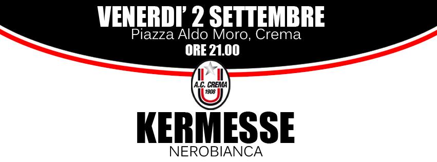 CS | KERMESSE NEROBIANCA, SI RIPARTE ALLA GRANDE