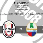 AC Crema 1908 vs NibionnOggiono